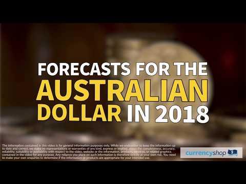 2018 Australian Dollar Forecast