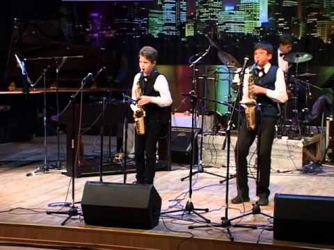 """Jazz-Time 2014. День 2. Номинация """"Малый инструментальный ансамбль"""""""