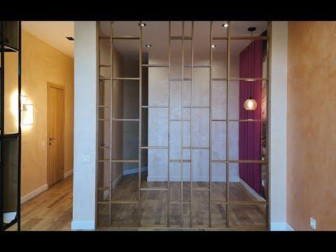 Дизайн двухкомнатной квартиры. Реализация дизайн-проекта квартиры 61 кв. м.