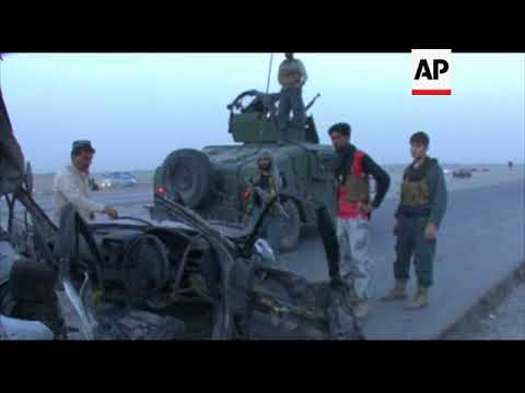 Suicide bomber kills 21 in eastern Afghanistan duting 3-day ceasefire
