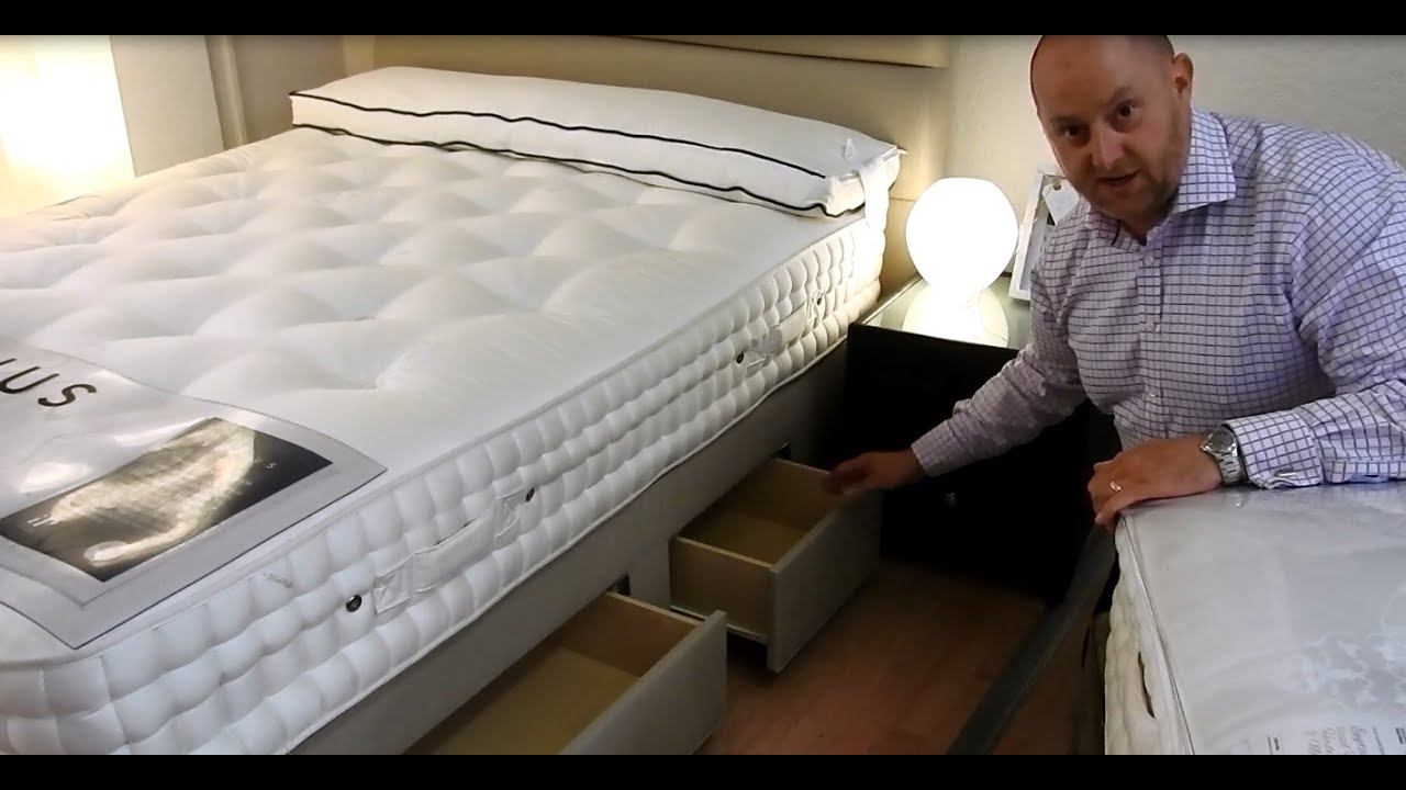 What Are Continental Storage Drawers In A Divan Bed Youtube