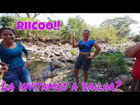 Invitamos a Rebeca hermana de Pollo a bailar reggaeton? Convivio con Don pollo. Parte 12