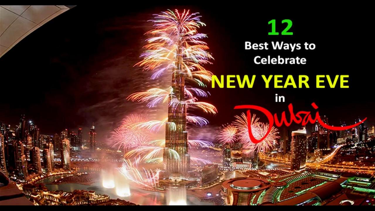 Watch Best ways to celebrate New Year video