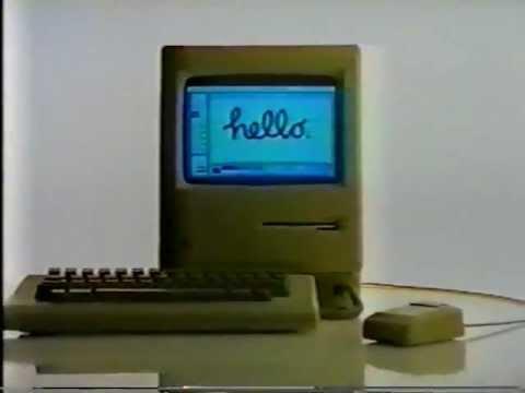Apple Macintosh 1984 Commercial
