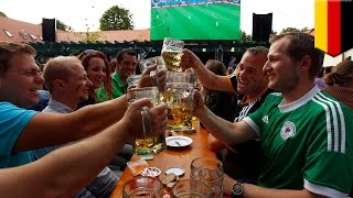Thieves steal 10 trucks worth of beer from German warehouse during World Cup victory celebration