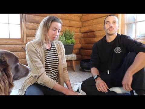 Q&A with 2 Healthy Fit Vegans - trail running and plant-based nutrition
