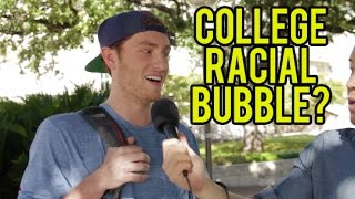 COLLEGE RACIAL BUBBLE - University of Texas Thumbnail