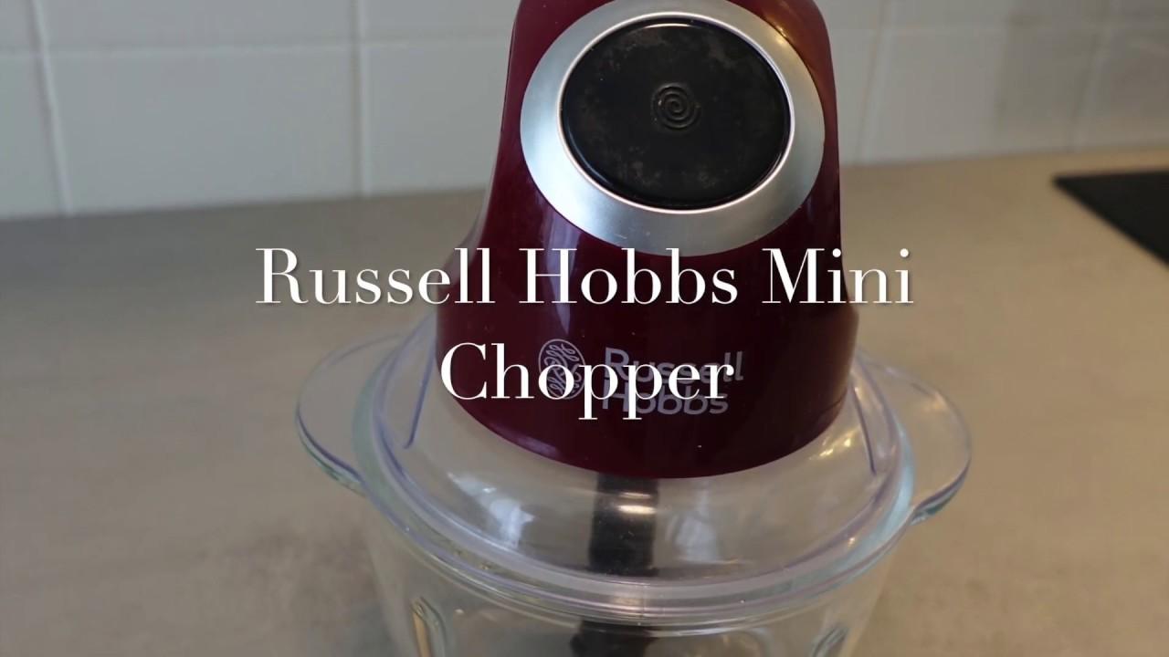 Russell Hobbs Desire Chopper 24660-56 Demo & Review