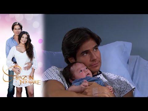 ¡Octavio le pide una nueva oportunidad a Maricruz!   Corazón indomable - Televisa