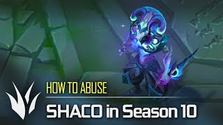 HOW to Play SHACO in Season 10 | Full Game Guide