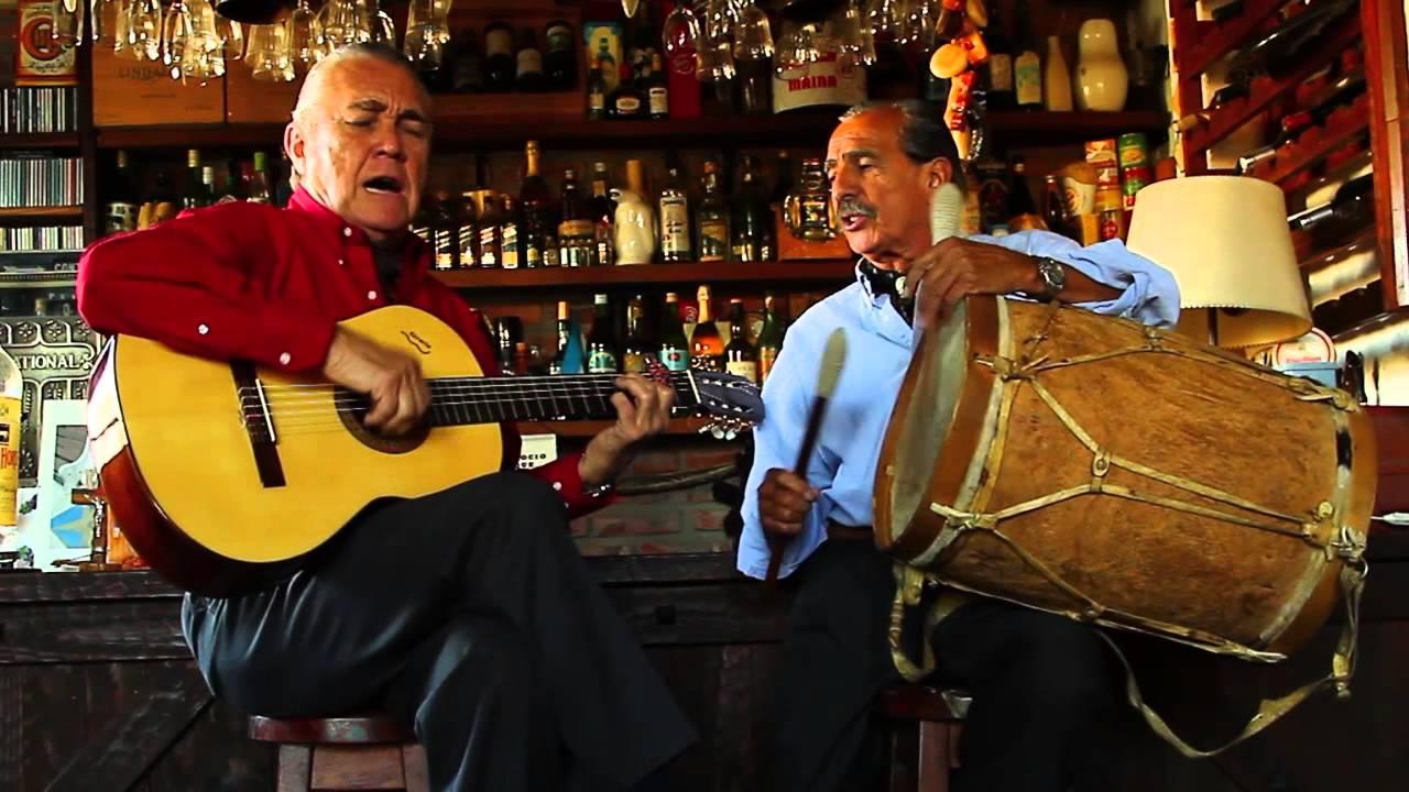 La Nochera, Polo Román y Pancho Figueroa