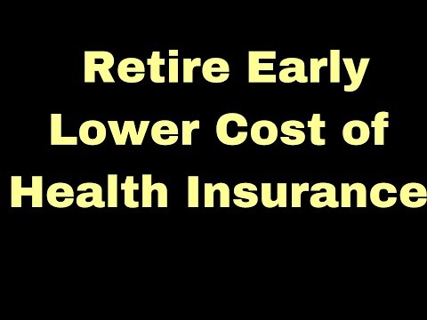 🔴Retire Early Reduce Cost Of Health Insurance - Increase Credits With Affordable  Care Act ACA