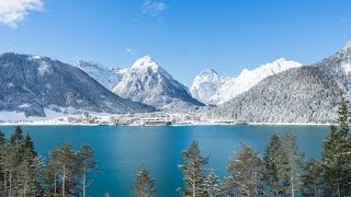 INSTAGRAM MISSIONS, BEAUTIFUL LAKE in TIROL, AUSTRIA, ACHENSEE