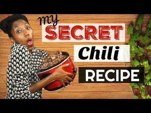 THE BEST Slow Cooker Chili Recipe | Crocktober 2017