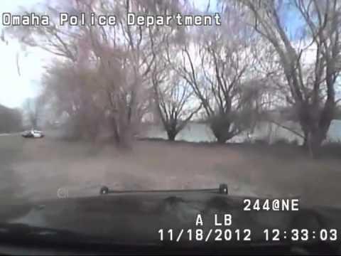Omaha Police Carter Lake Water Rescue   Nebraska