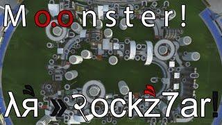 M o.o n s t e r - AR »Rockz. 39.66 - Trackmania Nations Forever thumbnail