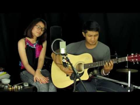 Way back into love acoustic cover by Mel and Ivan