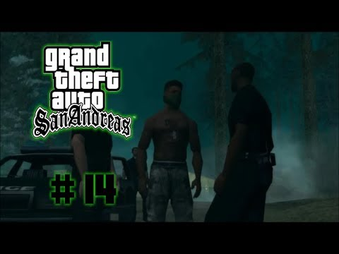 Grand Theft Auto San Andreas Let's Play - Abducted by Officer Tenpenny  #14