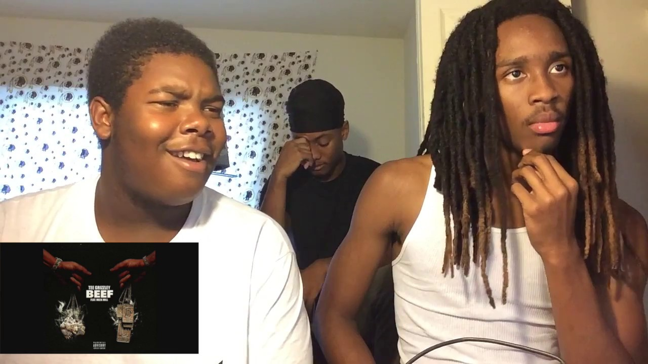 """Download Tee Grizzley Feat. Meek Mill """"Beef"""" (WSHH Exclusive - Official Audio) - REACTION"""