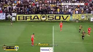 Rezumat | SR Brașov 0-4 FCSB | Meci Test