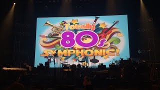 "Totally 80's Symphonic! with a performance of ""Take On Me"" at The Smith Center"