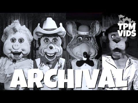 Top 10 Extinct Chuck E Cheese Animatronic Characters