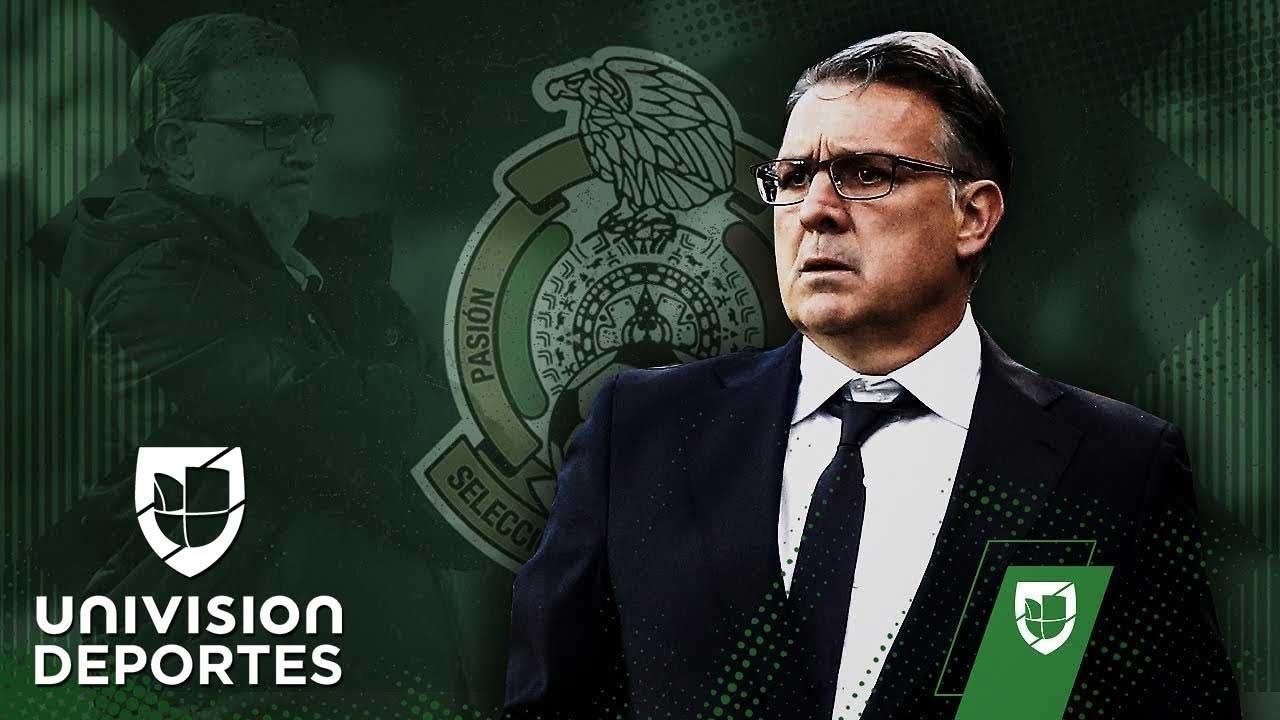 Gerardo Martino está arreglado para ser director técnico de México ... 032be9047c11