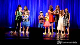 Голос («Детские Голоса» Максима Фадеева в С-Пб, 01.06.2015)