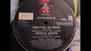 DYNAMIX II - Purple Beats