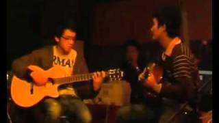 cry on my shoulder - clb guitar việt cường