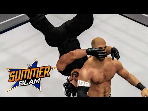 Thumbnail: WWE 2K17 Best Edits | Epic Counters/Reversals (WWE Summerslam 2017 Edition)