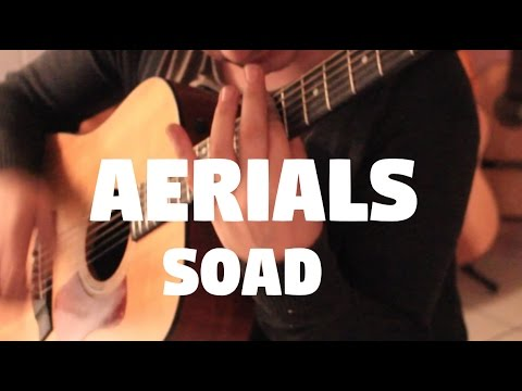 """System Of A Down """"Aerials"""" on Fingerstyle by Fabio Lima"""