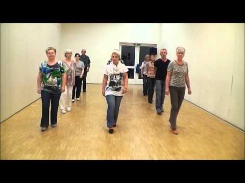 Neon Moon - Line Dance (Count & Dance)