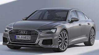 Audi A6 2018-2019 - фото и цена, видео, характеристики новой модели Ауди А6 (С8)