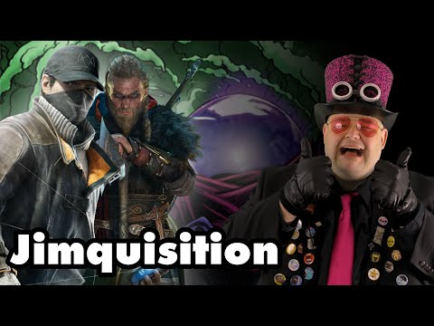 Liar's Year 2020 (The Jimquisition)