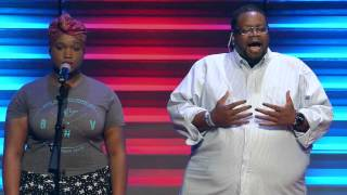 Spoken word for justice: stand down | Tavis Brunson & Shanita Jackson | TEDxGreenville