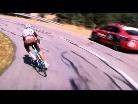 Tour de France 2015 Stage 18 (Romain Bardet) - ITV4 Closing Credits