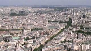 モンパルナス・タワーにて ④20060610 Montparnasse