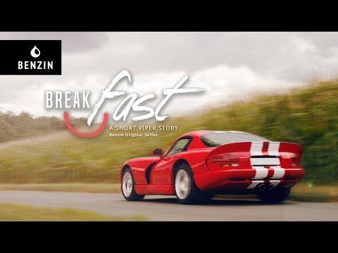 BreakFast : A Short Viper Story - Benzin Original Series (Dodge Viper GTS)