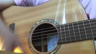 [Hướng dẫn quạt chả] Vì sao trong lòng tôi - Guitar cover