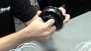 How to Reload Trimmer Line in Trimmer Head 385-407