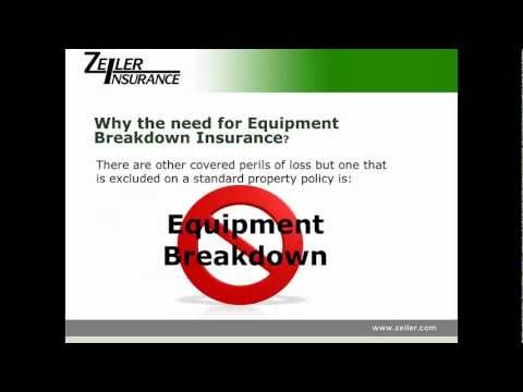 Illinois Property Insurance and Equipment Breakdown claims