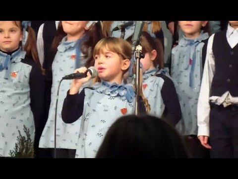 Piccolo Coro dell'Antoniano - Concerto a Predazzo 2012