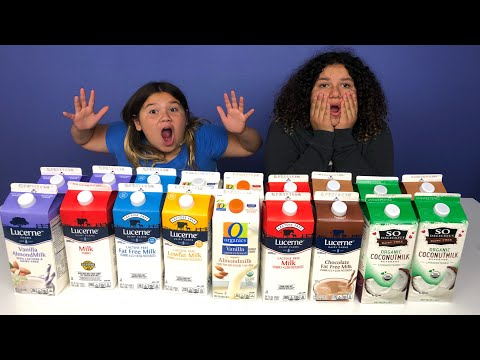 Don't Choose the Wrong Milk Slime Challenge