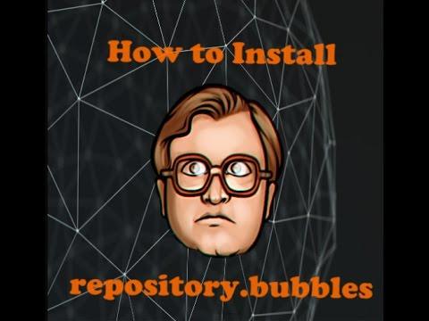 Bubbles Kodi addon for movies, TV shows,...