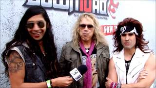 steel panther s satchel funny moments