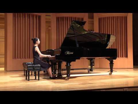 Laura Zhang Chopin Ballade No. 2