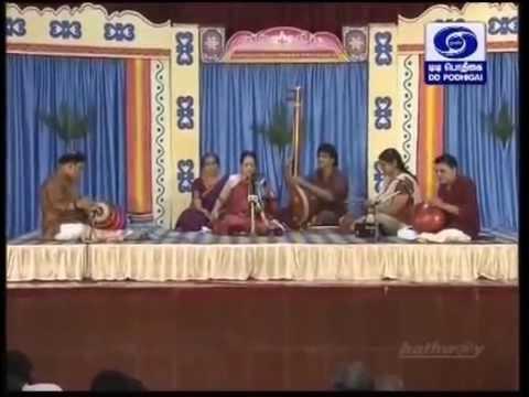 Lalitha Raghavan Violin 03 Malavi Ninnaruchi Thyagayya