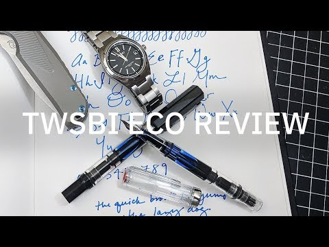 TWSBI Eco Fountain Pen Review and Disassembly—Don't Make This One Huge Mistake!