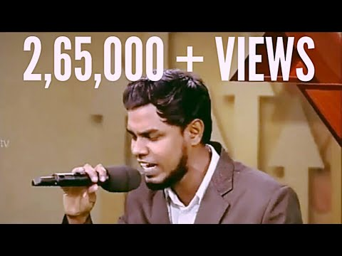 Fastest Tamil Rap  80 Words in 15 Sec by Yuki Praveen